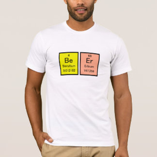 BeEr Periodic Table T-Shirt