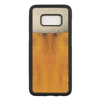 Beer Pint October Festival Stein Amber Carved Samsung Galaxy S8 Case