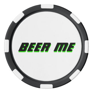 BEER POKER CHIP