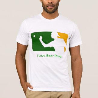 Beer Pong Australia T Shirt