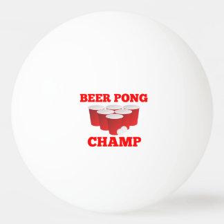 Beer Pong Champ Ping Pong Balls Ping Pong Ball