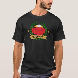 Beer Pong Champ T-Shirt