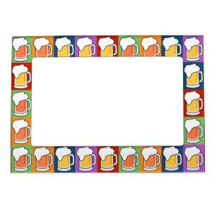 BEER Pop Art picture frame