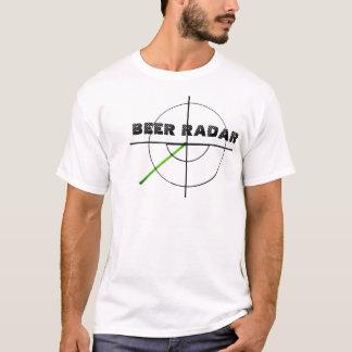 Beer Radar by Jokeapptv tm T-Shirt