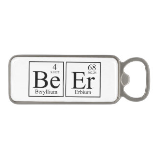 Beer Science Magnetic Bottle Opener