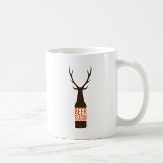 Beer Season Coffee Mug