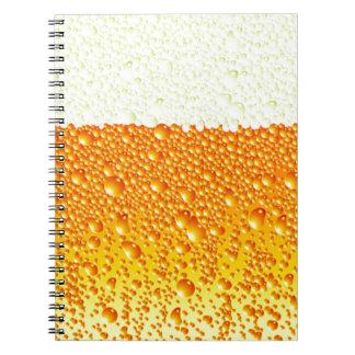 beer snob notebook