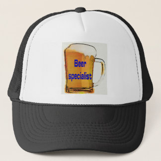 Beer Specialist Trucker Hat
