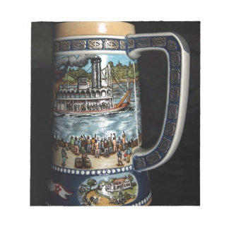 Beer Stein, decorative Notepad