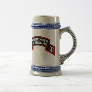 Beer Stein with Company Scroll