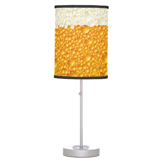 Beer Table Lamps