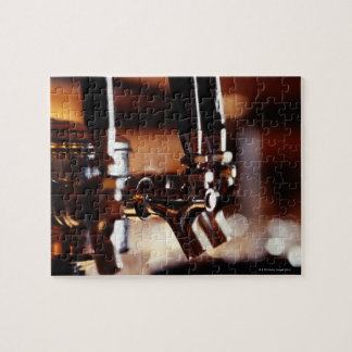 Beer Taps Jigsaw Puzzle