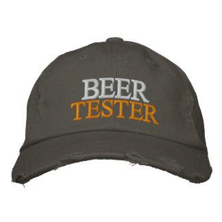 Beer Tester Embroidered Hat