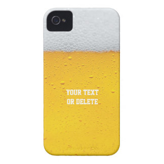 Beer Texture iPhone 4/4S Case-Mate Barely There