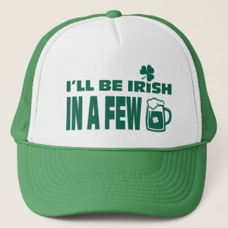 Beer Theme Fun St. Patrick's Day Hats