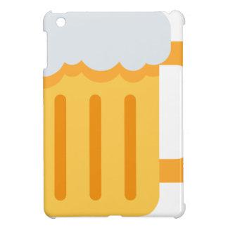 Beer time emoji iPad mini cases