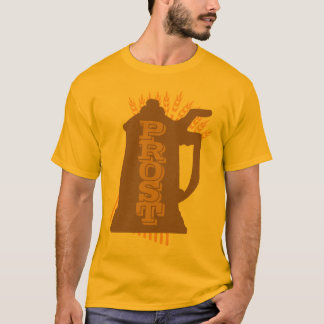 Beer Tshirt - Prost Toast!