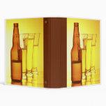 Beer Vinyl Binder