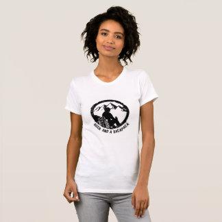 BeerABackpack Women's Alternative Apparel Crew T-Shirt