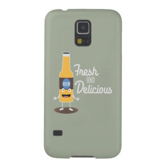 Beerbottle fresh and delicious Zdm8l Galaxy S5 Cases