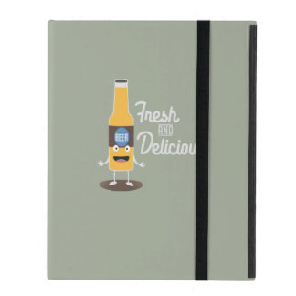 Beerbottle fresh and delicious Zdm8l iPad Cover