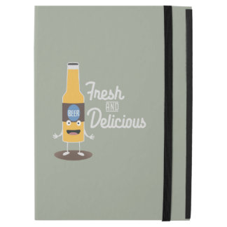 "Beerbottle fresh and delicious Zdm8l iPad Pro 12.9"" Case"