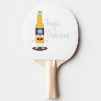 Beerbottle fresh and delicious Zdm8l Ping Pong Paddle