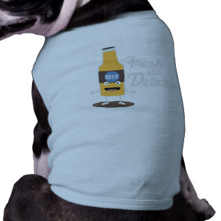 Beerbottle fresh and delicious Zdm8l Shirt