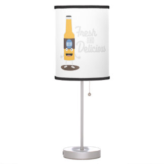 Beerbottle fresh and delicious Zdm8l Table Lamp