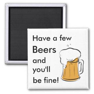 Beers Magnet