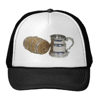 BeerSteinBarrel082609 Hat