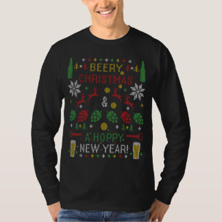 BEERY CHRISTMAS MERCH NEW COLOR T-Shirt