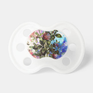 BEES AND CLOVER PACIFIER