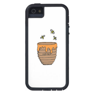 Bees And Honey Case For The iPhone 5