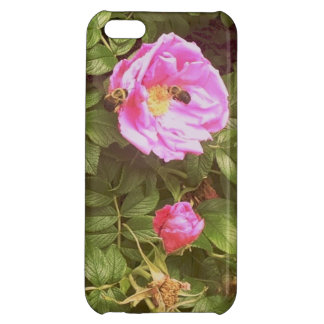 Bees and Roses iPhone Case iPhone 5C Cover