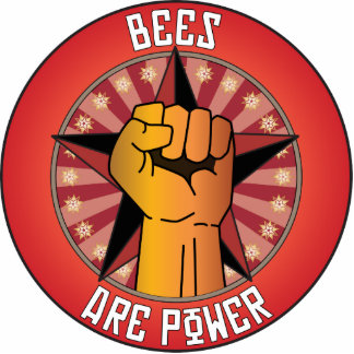 Bees Are Power Photo Cutouts