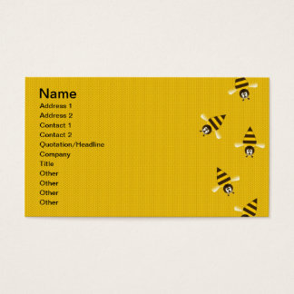 Bees Business Card