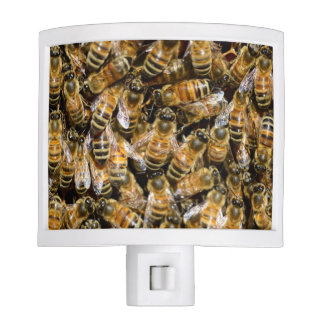 Bees carpet night lite