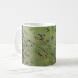 Bees in Flight Mug