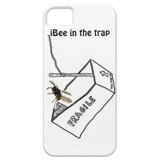 Bees in the trap iPhone style iPhone 5 Cover