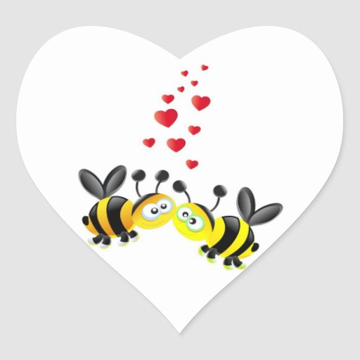 bees love stickers