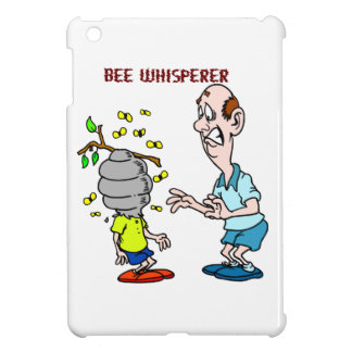 Bees Lovers Bee Whisperer Bumblebee iPad Mini Cover