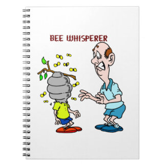 Bees Lovers Bee Whisperer Bumblebee Notebook