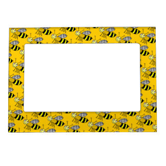Bees Magnetic Frame