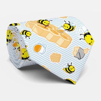 BEES! Neck Tie
