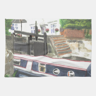 Beeston Canal Lock House Nottingham Kitchen Towel