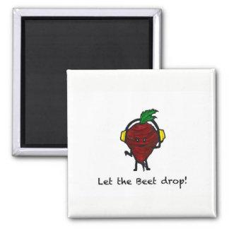 Beet Drop Magnet
