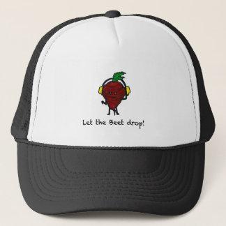 Beet Drop Trucker Hat