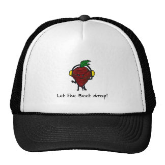Beet Drop Trucker Hat