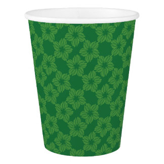 Beet Leaves Paper Cup